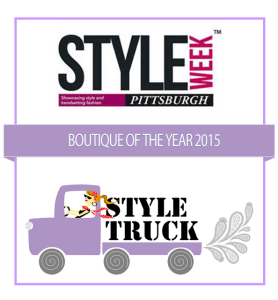 StyleTruck wins Pittsburgh StyleWeek Boutique of the Year