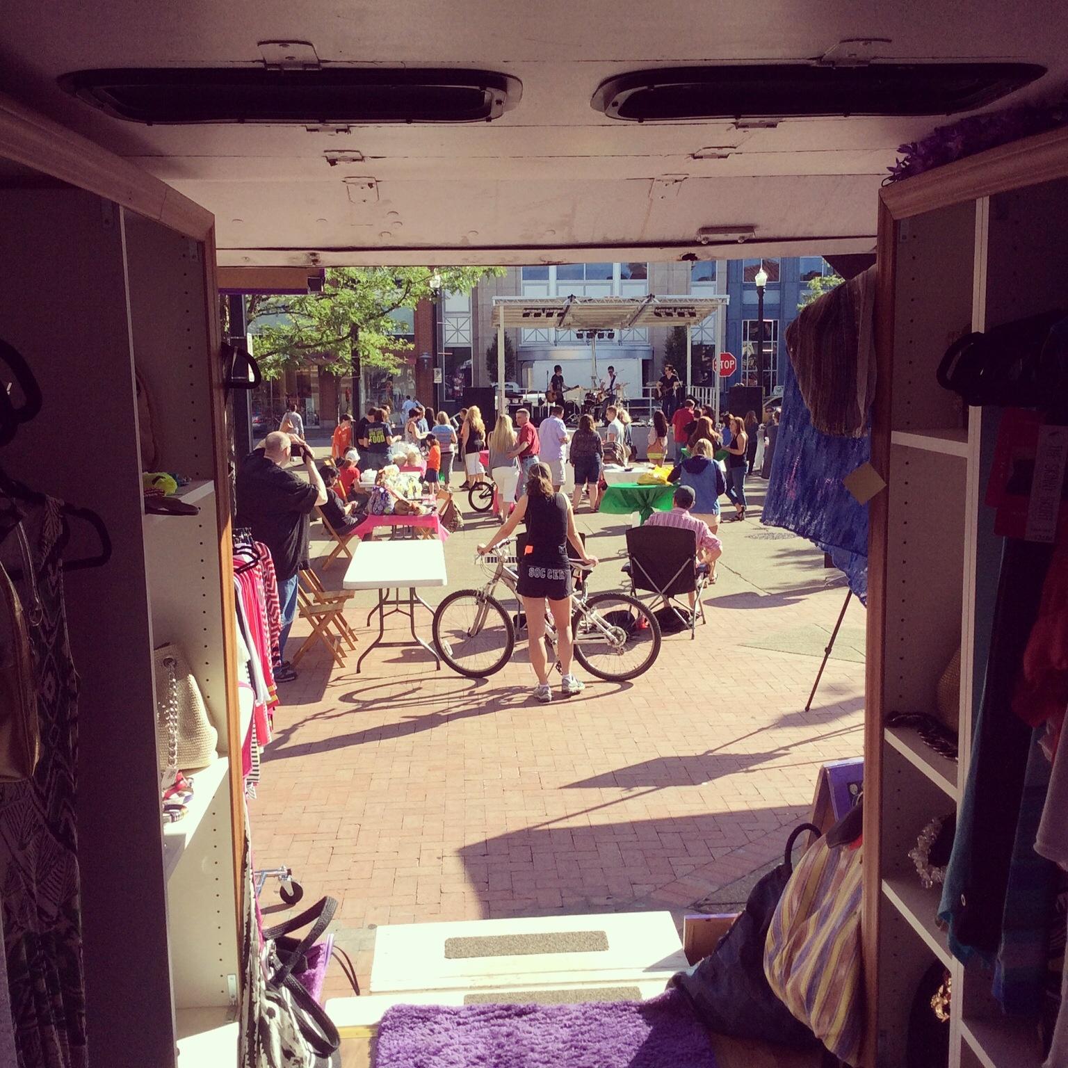 Abington Park Craft Fair
